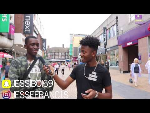 Trick Questions In Bromley | JesseTV