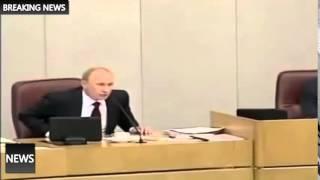 Путин про мясо