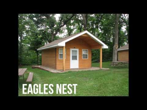 Sportsman Park Cabins- Dallas County Conservation Board