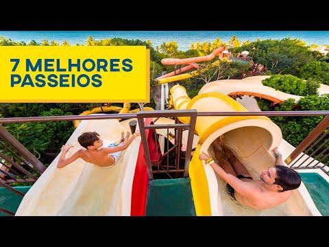 Melhores Passeios de Porto Seguro | Quinta do Sol Praia Hotel | Porto Seguro | Bahia
