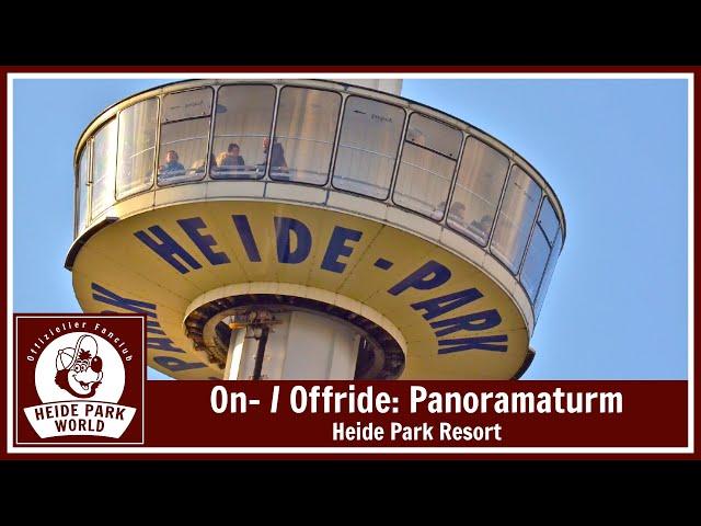 Heide Park Resort - Aussichtsturm