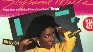 "Stephanie Mills:  ""Bit By Bit (Theme From"