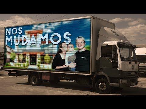 NOS MUDAMOS A LA CASA DE NUESTROS SUEÑOS / Tati Uribe & Cristian Vlogs thumbnail
