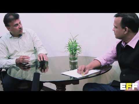 EFF Times Future Technology Talk Show India | Se. 01  Ep. 01  | Mr. Girish Rao & Mr. Mansoor Ali