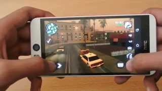 HTC Desire EYE GTA San Andreas Gameplay Review HD