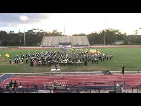 Viera High School Marching band 10/20/18 @University Classic
