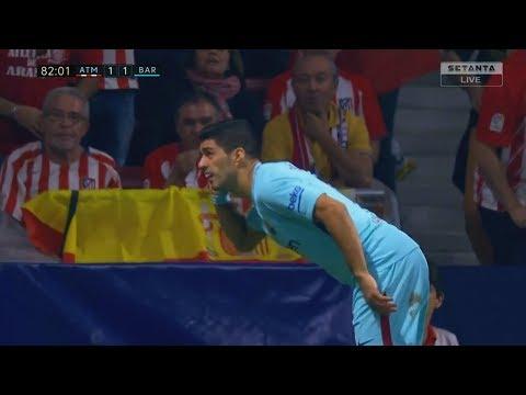 Luis Suarez vs Atletico Madrid (A) (La Liga) 17/18 HD 1080i