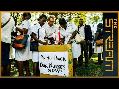 Will Zimbabwe's government #BringBackOurNurses? | The Stream