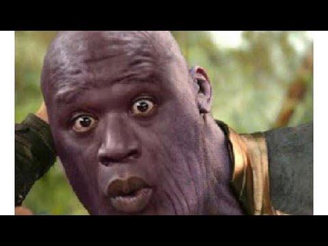 Antman and Thanos booty meme V1
