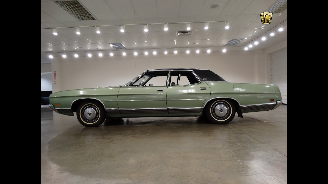 1971 Ford Ltd Gateway Classic Cars St Louis 6525