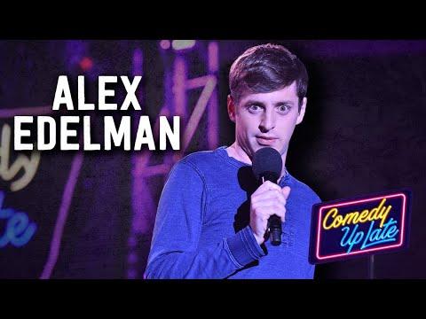 Alex Edelman - Comedy Up Late 2018 (S6, E6)