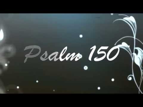 Valerie Woodard - Psalm 150 (Lyric Video)