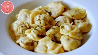 How To Make Russian Pelmeni | Домашние пельмени Recipe Dinner Ideas Food