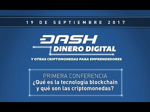 1era Conferencia Dash Caracas - Sep 2017