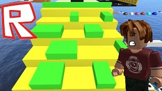 ROBLOX: Mega Fun Obby - Stages 175-205 - I DIDN'T EVEN TOUCH IT!?!