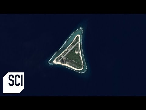 This Island Disappeared From Satellite Images | What on Earth?