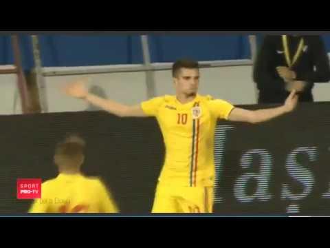 04c5a33f5 VIDEO: Paráda syna Karpatského Maradonu. Ianis Hagi strelil gól z rohu -  Ostatné - Futbal - Šport - Pravda.sk
