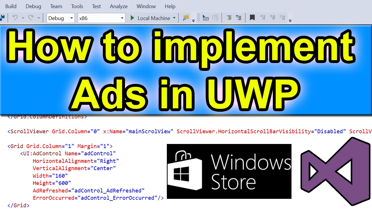 webbly how to add advertisement monertize
