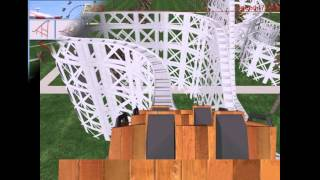 Roller Coaster Factory PC 2000 Gameplay