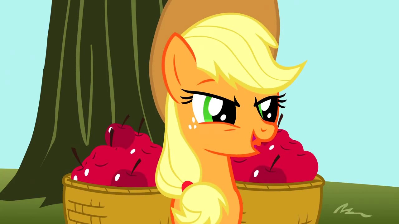 Every Applejack Apple My Little Pony Friendship Is Magic Youtube