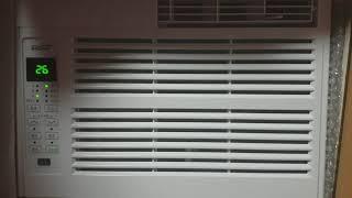 윈드피아 창문형 에어컨 소음 크기 WA-700W