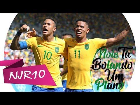 Neymar Jr & Gabriel Jesus - Nois Ta Bolando Um Plano MC Hariel e MC Don Juan