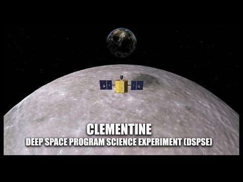 Clementine - Orbiter Space Flight Simulator 2010