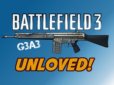 BF3 G3A3 -- An Unloved Weapon! - 33.1KB