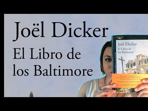 Reseña | El Libro de los Baltimore | Jöel Dicker | Mundo Forbit