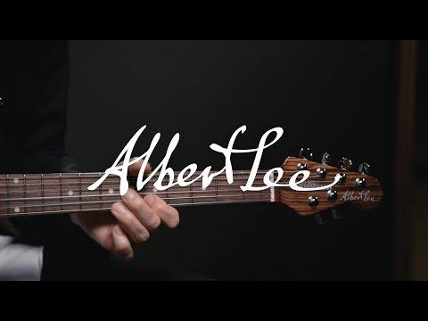 Albert Lee demos his Ernie Ball Music Man Albert Lee HH