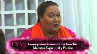 Las Confesiones de Eva con Conchis Granados (Maestra Espiritual y Poeta)
