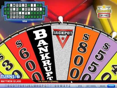 Wheel of fortune 2 pc game poker flush split pot rules