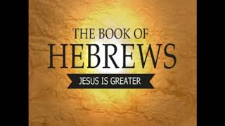Hebrews 4 AM