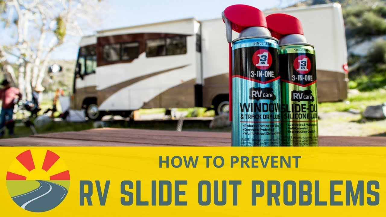 How To Prevent RV Slide Out Problems!