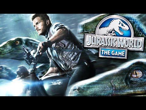 NOVA AVENTURA! - Jurassic World - O Jogo - Ep 1