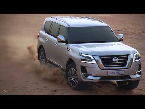 2020 Nissan Patrol SUV Features Off Road