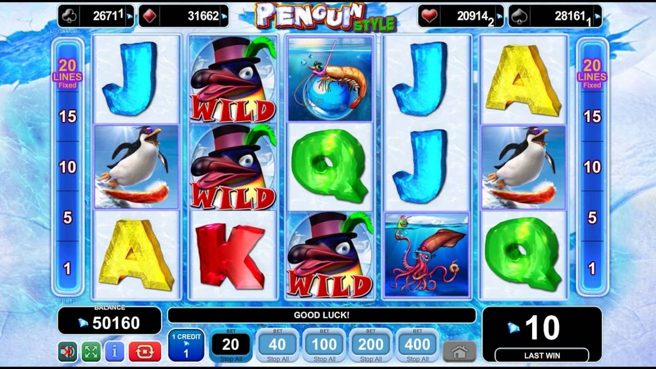 Spiele Penguin Style - Video Slots Online