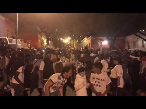 Africa uluslararasi Muzik festivalinde Salihusta