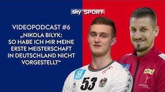 Videopodcast #6: Handball-Talk mit Nikola Bilyk und Thomas Bauer