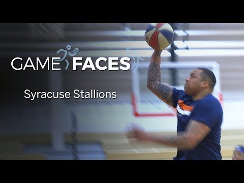 Game Faces: Syracuse Stallions of the ABA find early success (video)