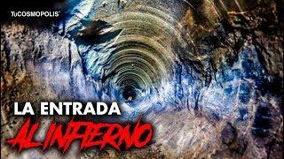 La ENTRADA al lNFlERN0, El AGUJERO más PROFUNDO de la TIERRA