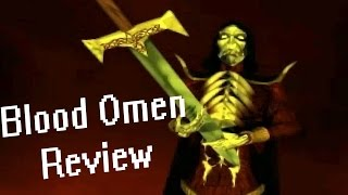 Blood Omen 1 Legacy of Kain Review