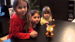 Dumel Discovery zabawka interaktywna Magic Jinn odgaduje nazwy zwierząt test