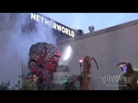 NETHERWORLD Haunted House 2015 Scream And Scream Again!