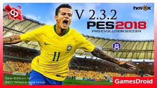 Download Pes 2018 Mobile Mod For Android 2.3.2 Patch World Cup Russia 2018
