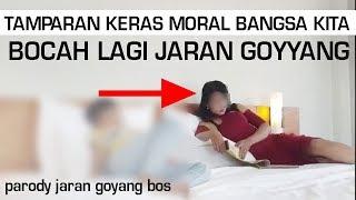 VIRAL VIDEO 2 BOCAH LAGI JARAN  GOYANG JADI TRENDING