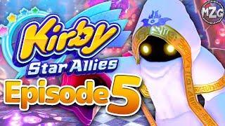 Kirby Star Allies Gameplay Walkthrough - Episode 5 - Final Boss + Ending! (Nintendo Switch)