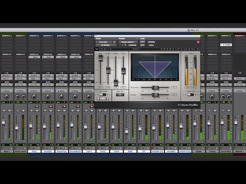 Intro to Stereo Imaging with the Waves S1 Plugin