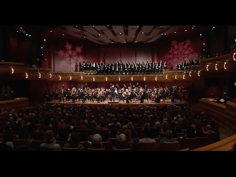 Christmas at Notre Dame with the Glee Club and Symphony Orchestra