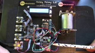 Gadgeteer and Motors - Part 3 PID Controllers